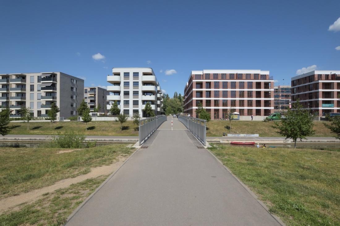 Lindenauer Hafen