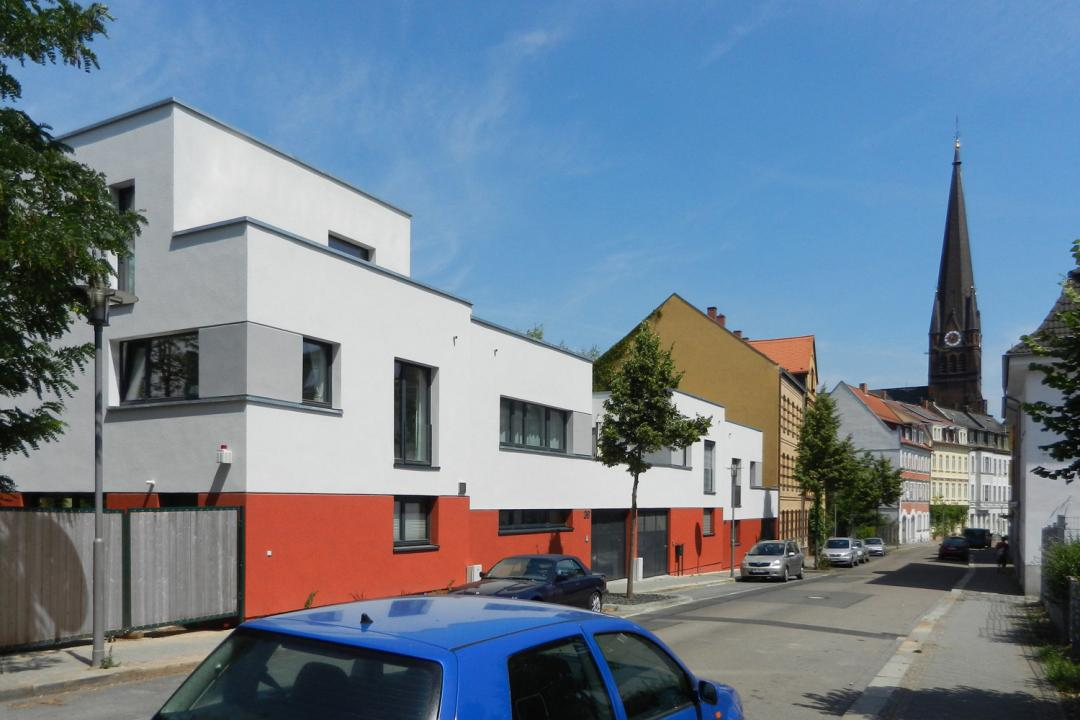 Baugemeinschaft Grüne Ecke Lindenau