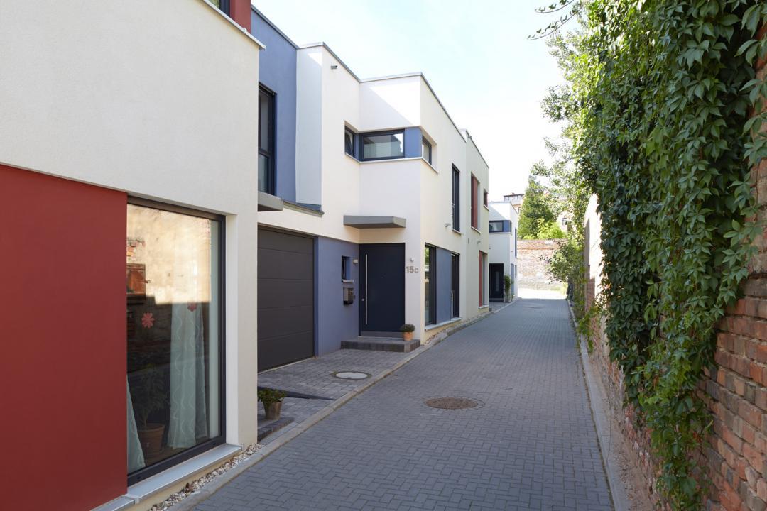 Baugemeinschaft W15